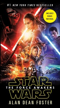 Cover Force Awakens (Star Wars)