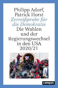 Cover Zerreißprobe für die Demokratie