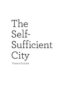 Cover The Self-Sufficient City