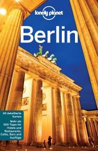Cover Lonely Planet Reiseführer Berlin