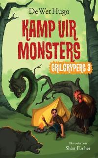 Cover Grilgrypers 3: Kamp vir monsters