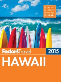 Cover Fodor's Hawaii 2015