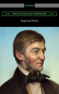 Cover Essays and Poems by Ralph Waldo Emerson (with an Introduction by Stuart P. Sherman)
