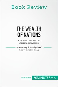 Cover Book Review: The Wealth of Nations by Adam Smith