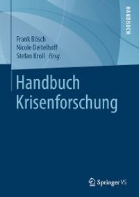Cover Handbuch Krisenforschung