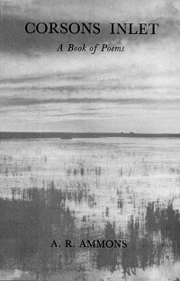 Cover Corsons Inlet: A Book of Poems