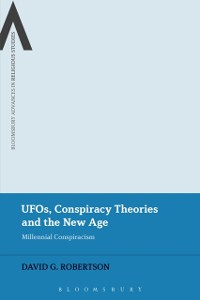 Cover UFOs, Conspiracy Theories and the New Age