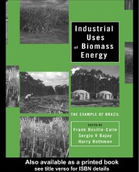 Cover Industrial Uses of Biomass Energy