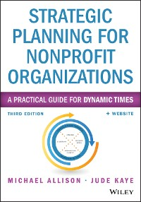 Cover Strategic Planning for Nonprofit Organizations
