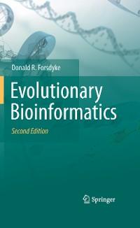 Cover Evolutionary Bioinformatics