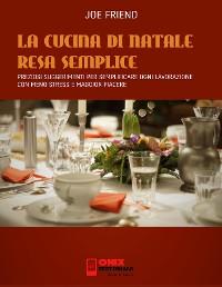 Cover La Cucina di Natale resa semplice