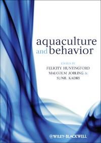 Cover Aquaculture and Behavior