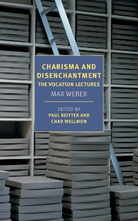Cover Charisma and Disenchantment: The Vocation Lectures