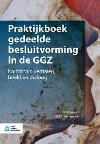 Cover Praktijkboek gedeelde besluitvorming in de GGZ