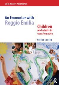 Cover Encounter with Reggio Emilia