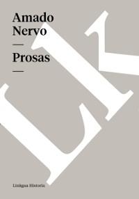 Cover Prosas