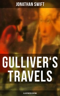 Cover GULLIVER'S TRAVELS (Illustrated Edition)
