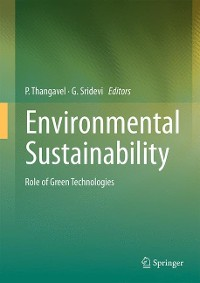 Cover Environmental Sustainability