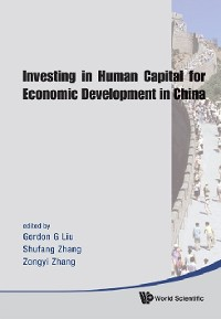 Cover Investing In Human Capital For Economic Development In China