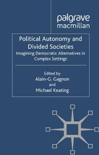 Cover Political Autonomy and Divided Societies