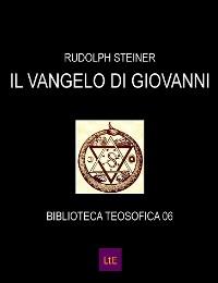 Cover Il vangelo di Giovanni