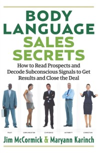 Cover Body Language Sales Secrets