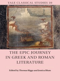 Cover The Epic Journey in Greek and Roman Literature