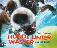 Cover Hunde unter Wasser für Kinder