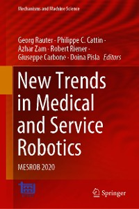 Cover New Trends in Medical and Service Robotics