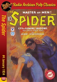 Cover The Spider eBook #4