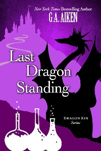 Cover Last Dragon Standing