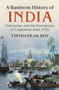 Cover Business History of India