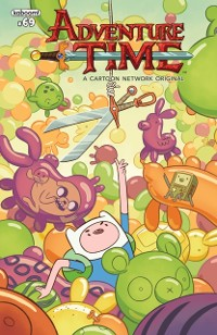 Cover Adventure Time #69