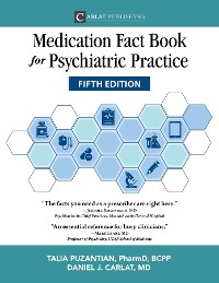 Cover Medication Fact Book for Psychiatric Practice, Fifth Edition
