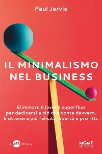 Cover Il minimalismo nel business