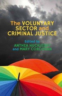 Cover The Voluntary Sector and Criminal Justice