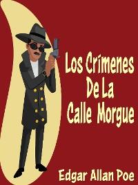 Cover Los Crímenes De La Calle Morgue