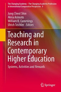 Cover Teaching and Research in Contemporary Higher Education