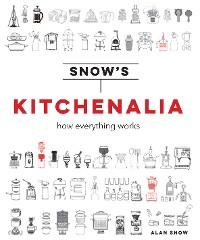 Cover Snow's Kitchenalia