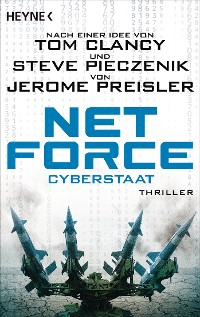 Cover Net Force. Cyberstaat