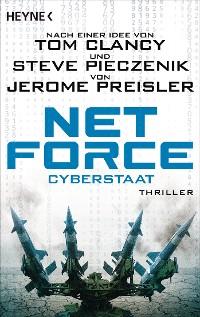 Cover Net Force. Cyberstaat