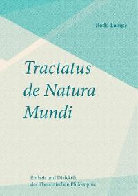 Cover Tractatus de Natura Mundi