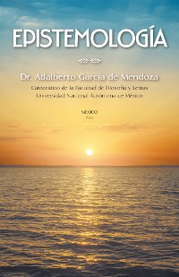 Cover Epistemología