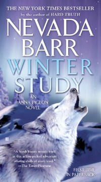 Cover Winter Study (Anna Pigeon Mysteries, Book 14)