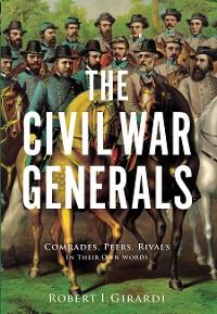 Cover The Civil War Generals