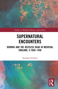 Cover Supernatural Encounters