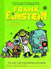 Cover Frank Einstein and the EvoBlaster Belt