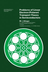 Cover Problems of Linear Electron (Polaron) Transport Theory in Semiconductors