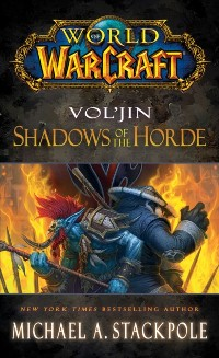 Cover World of Warcraft: Vol'jin: Shadows of the Horde