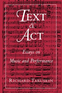 Cover Text and Act
